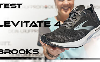 Der Brooks Levitate 4 im Test
