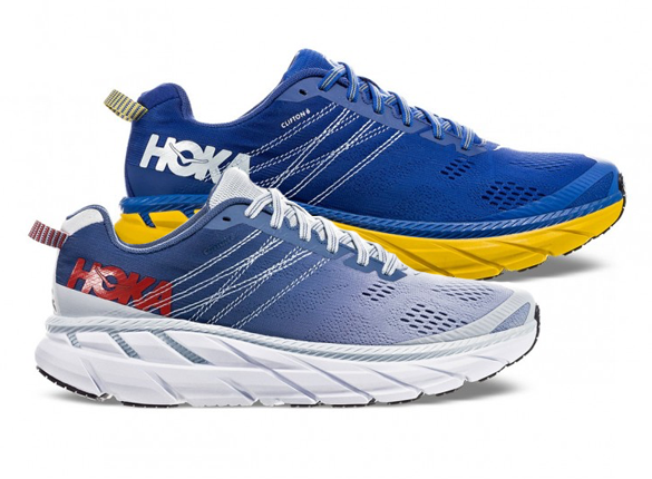 Der HOKA ONE ONE Clifton 6: CHASE YOUR AMAZING