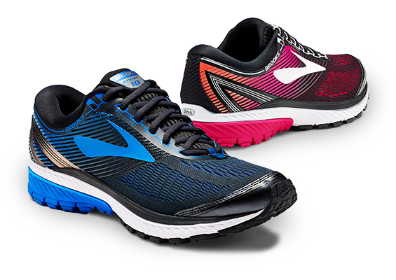 Brooks Ghost 10 Vorteile